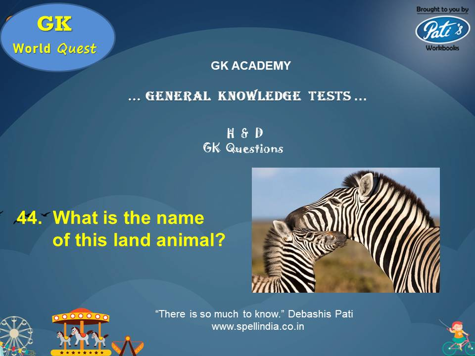 GK Questions for Children - PreSchool Learning near Me