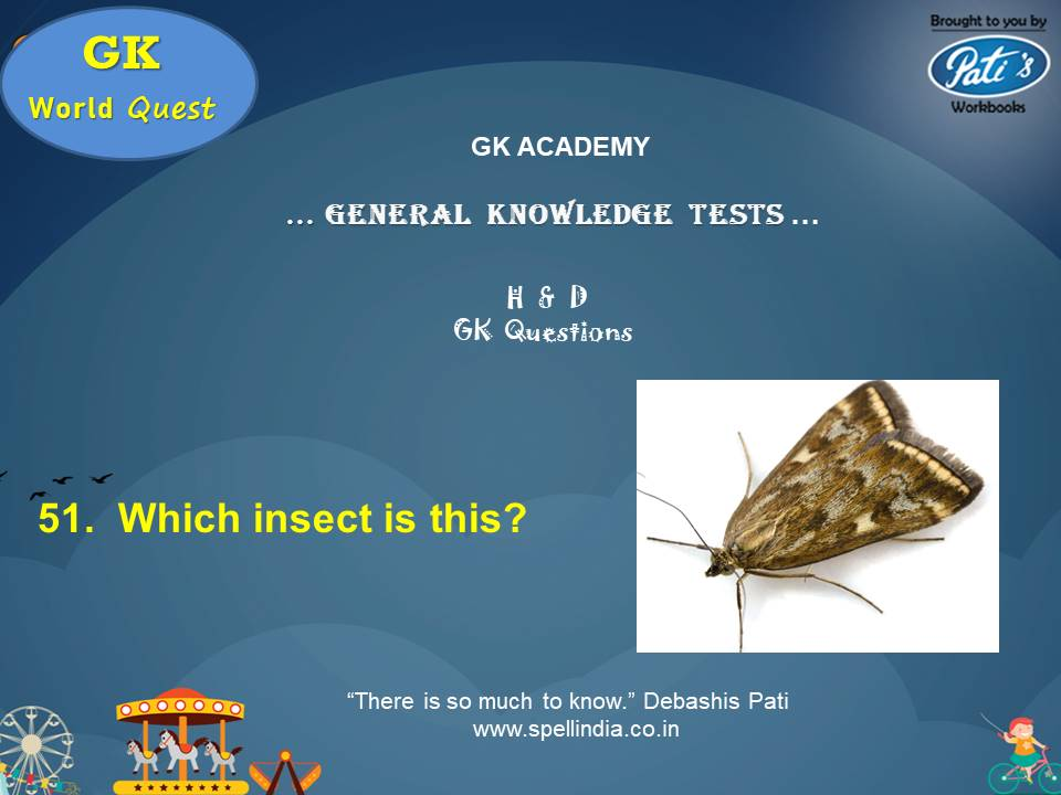 GK QUESTIONS FOR CHILDREN - GENERAL KNOWLEDGE
